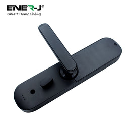 WIFI Smart Door Lock Black LEFT Handle