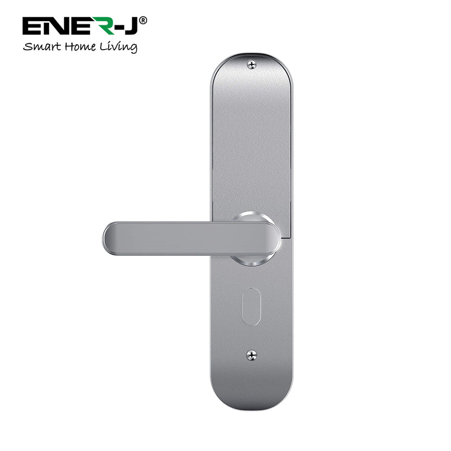 WIFI Smart Door Lock Silver LEFT Handle