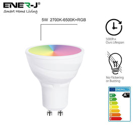 WIFI Smart GU10 LED Lamp