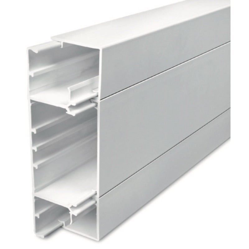 Dado Trunking Squared top & Bottom 3M SLQ50/170