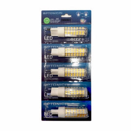 6W LED Bulb G9 Dimmable Blister Pack