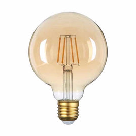 LED Bulbs E27 4W Golden Glass Filament