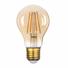 LED Bulbs E27 8W Golden Glass Filament
