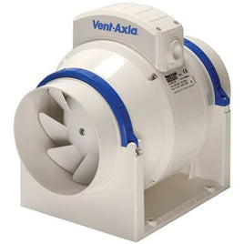 100mm Inline Mixed Flow Fan