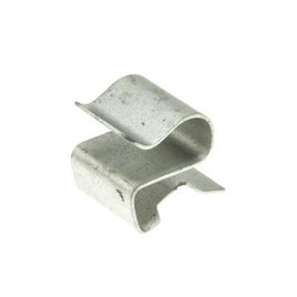 Britclips CR410 10mm to 11mm Cable Run Clip 4mm to 7mm Flange (Pack of 25)