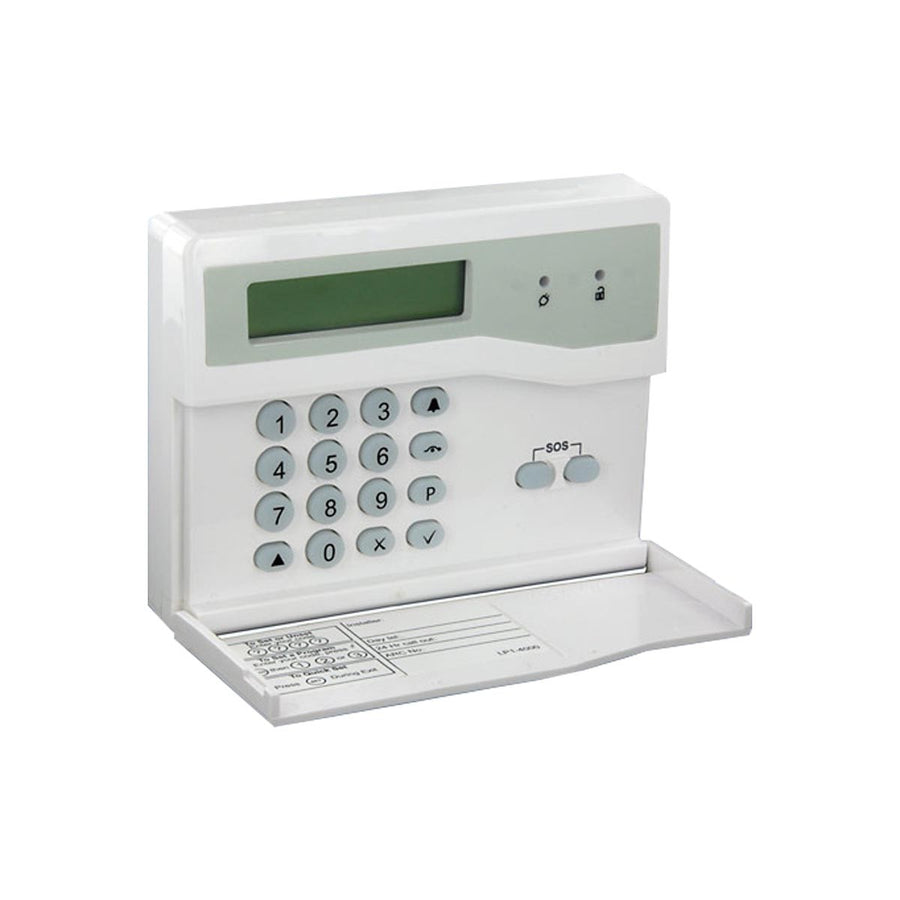 Security LCD Keypad