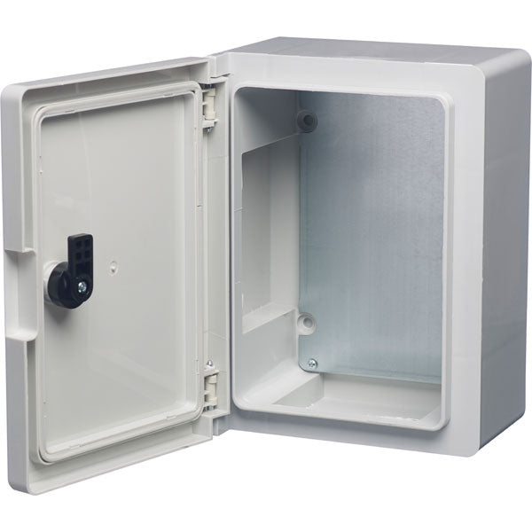 Europa Components PBE332513 Insulated ABS Plastic Enclosure 330 x 250 x 130mm IP67