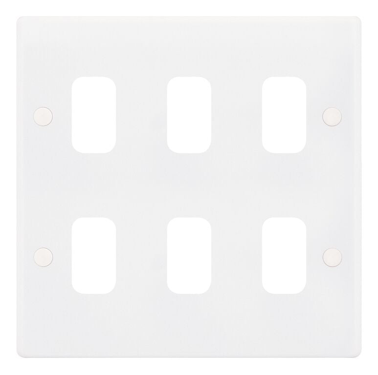 6 Aperture Smooth - GRID360 Modular Plates