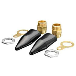 Wiska BW20 SWA Brass Cable Gland Kit Indoor 20mm
