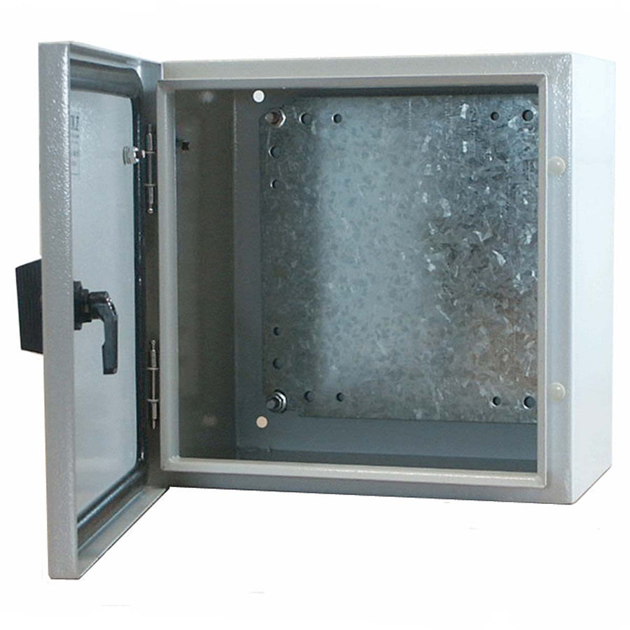 Europa Components Steel Enclosure (400x400x200)
