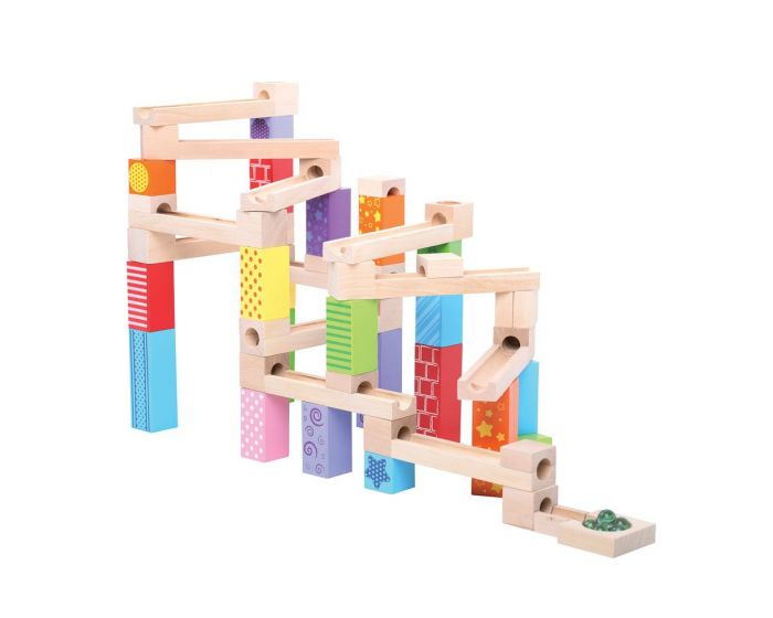 Big Jigs Marble Run