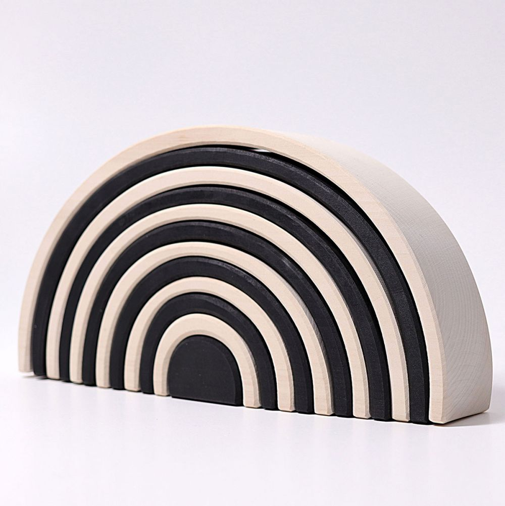 Grimms 12 Piece Monochrome Tunnel
