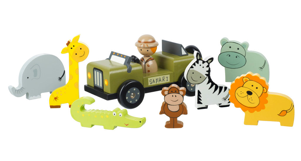Orange Tree Toys Safari Set