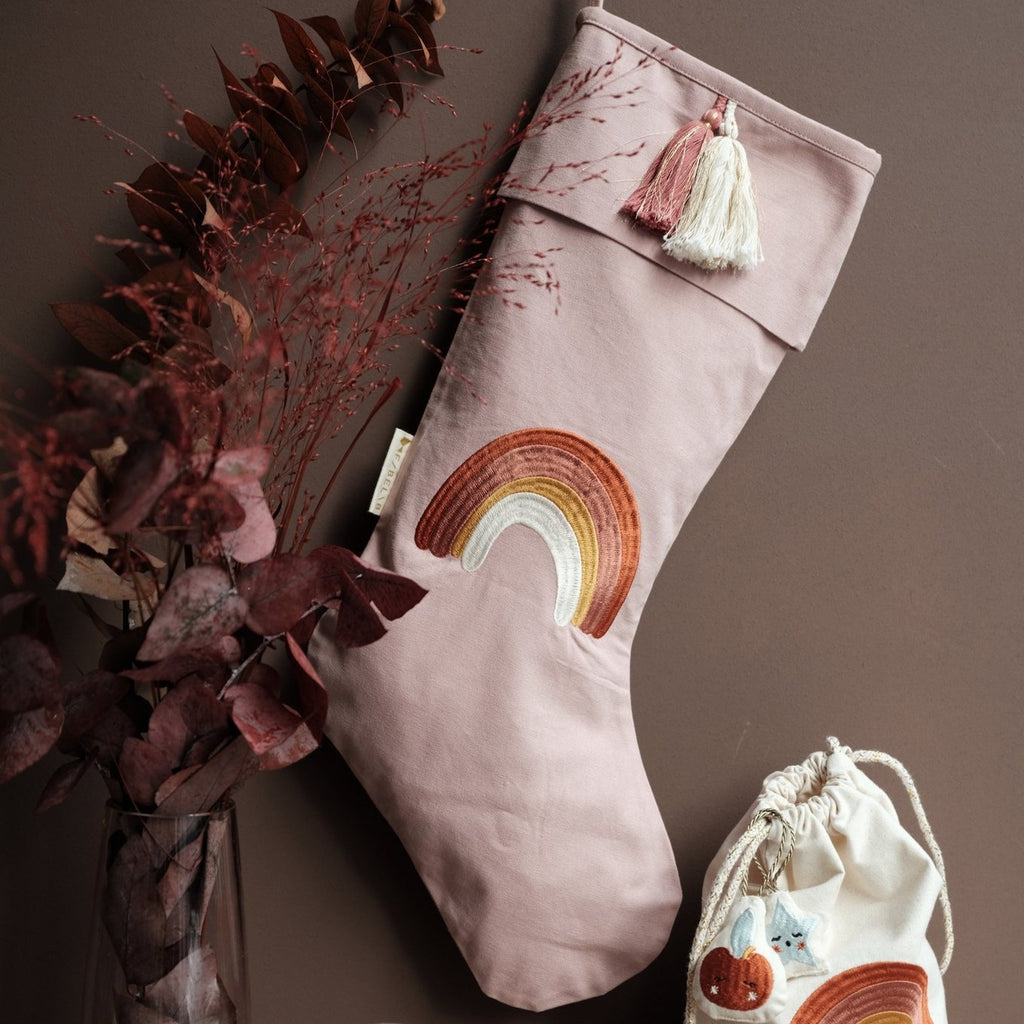 Fabelab Rainbow Christmas Stocking