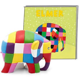 Tonies Elmer, Elmer and friends Story Collection