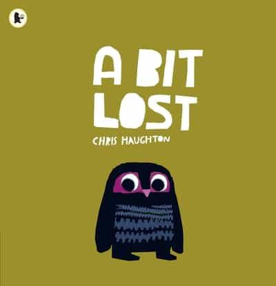 A Bit Lost By Chris Haughton (board)