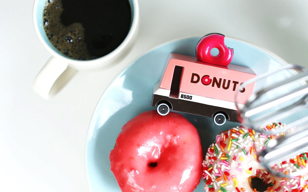 Candy Lab Donuts Van