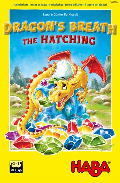 Haba Dragon's Breath - The Hatching