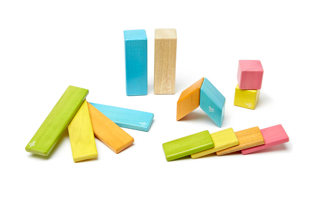 Tegu Tints, 14 Pieces