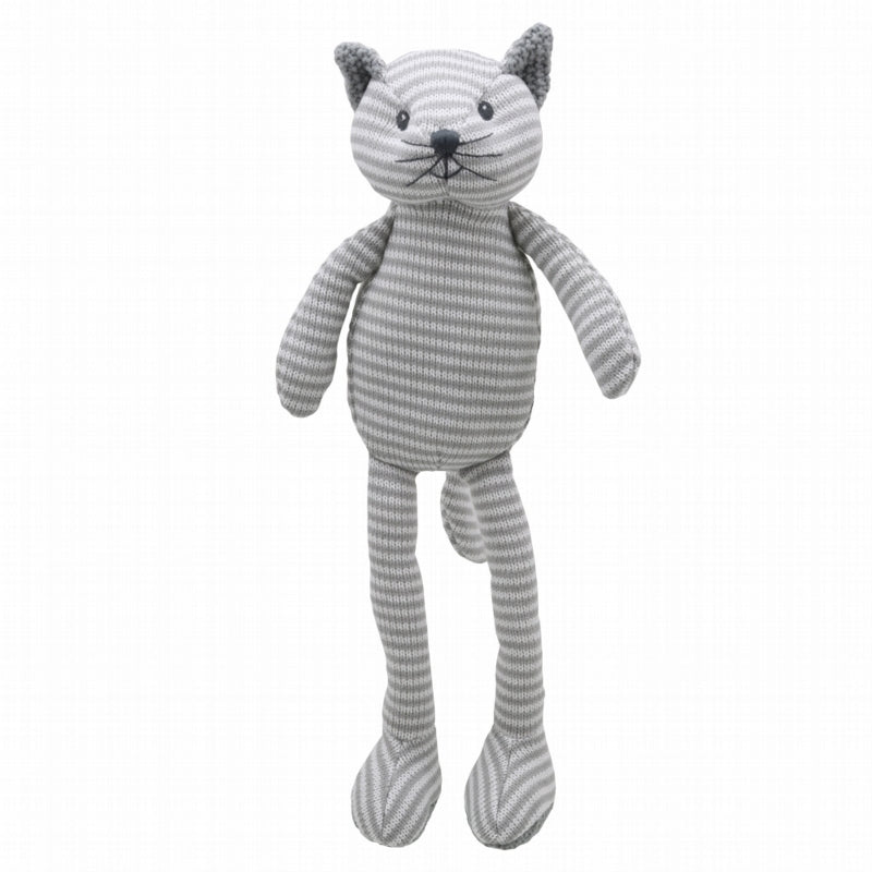Wilberry Knitted Cat