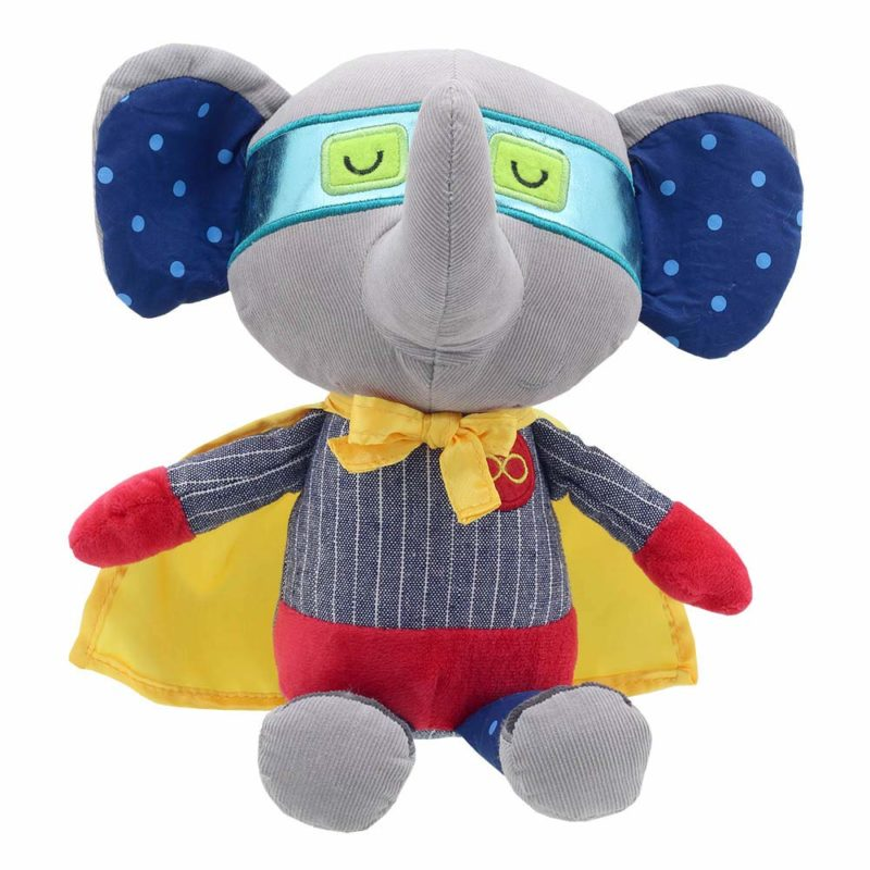 Wilberry Super Hero Elephant
