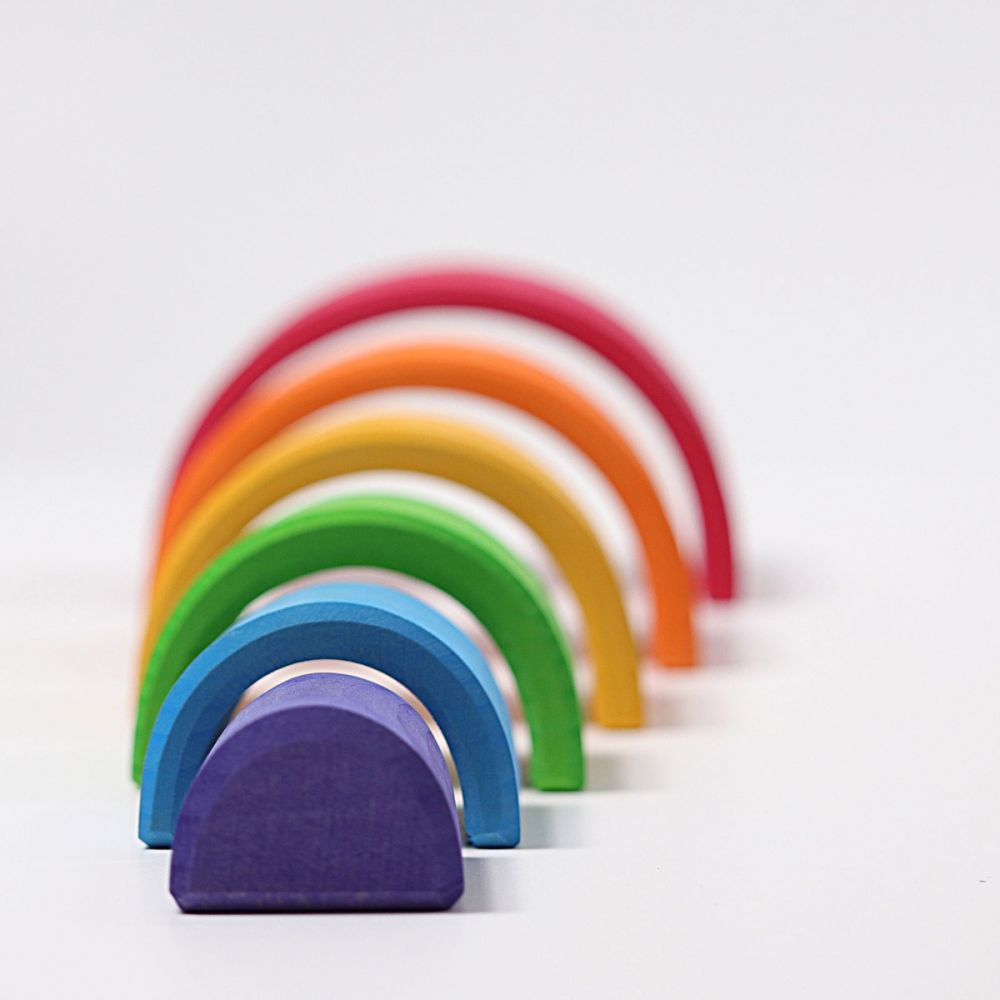 Grimms 6 Piece Bright Rainbow