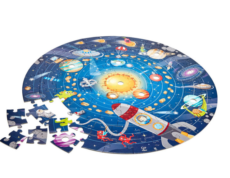 Hape Space Solar system