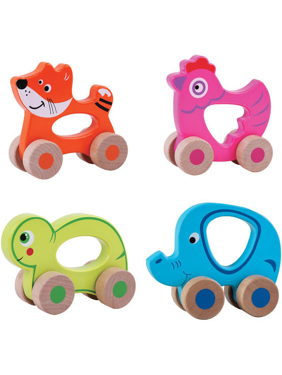 Jumini Animal Push Alongs