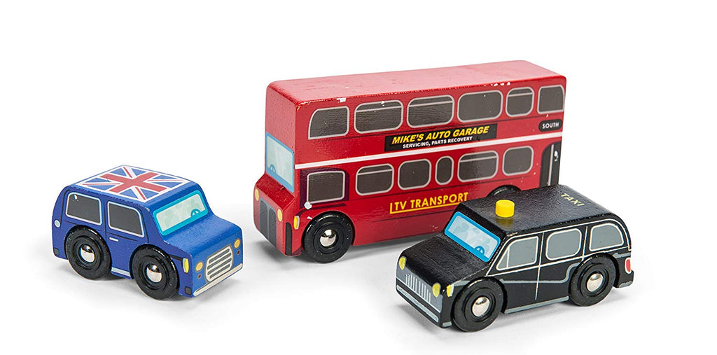 Le Toy Van Little London Car Set