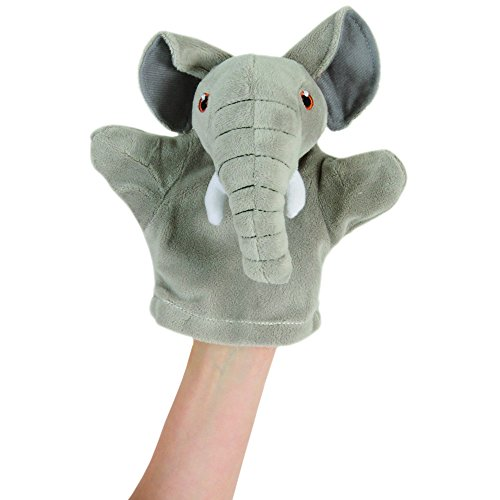 My First Puppet Elephant