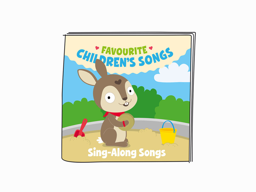 Favourite Children's Songs-Sing-a-long