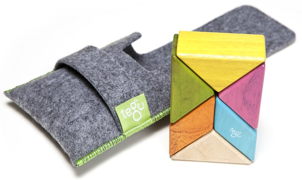 Tegu Pocket Pouch Prism- Tints