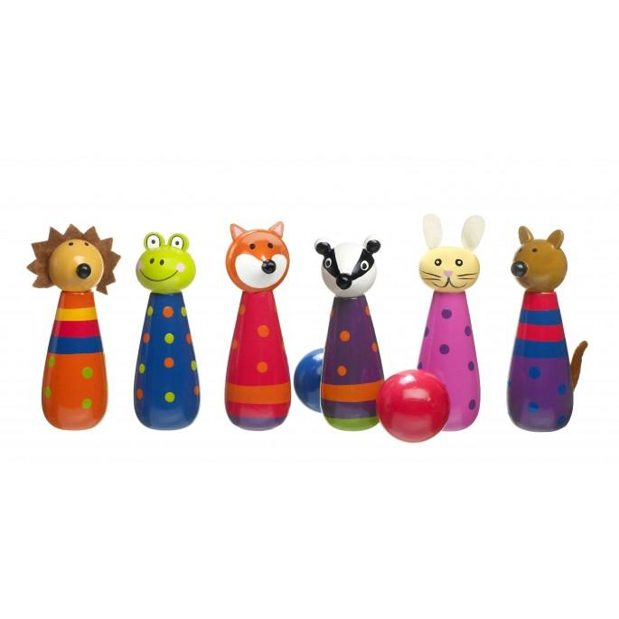 Orange Tree Toys Woodland Friends Skittles