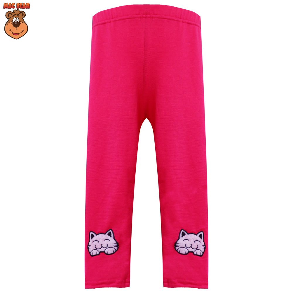 MacBee Celana Anak Legging Catty Cute Cat