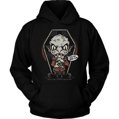 Join The Fang Club Unisex Hoodie