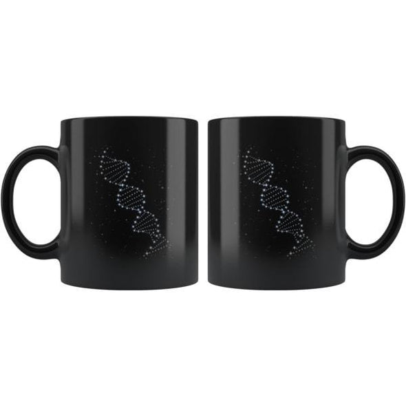 teelaunch Drinkware 11oz A Part of the Universe Black Coffee Mug