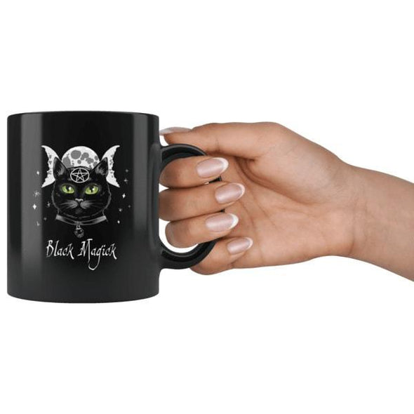 teelaunch Drinkware 11oz Black Magick Mug