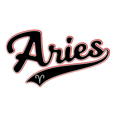 The Ghoulish Garb Design Aries - Baseball Style