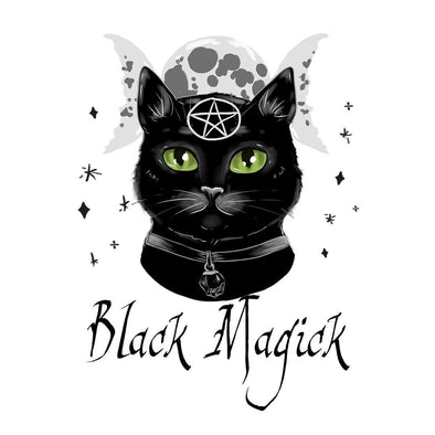 The Ghoulish Garb Design Black Magick