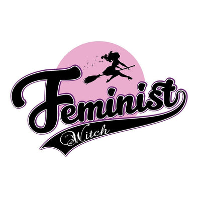 The Ghoulish Garb Design Feminist Witch
