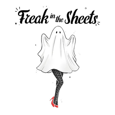 The Ghoulish Garb Design Freak In The Sheets