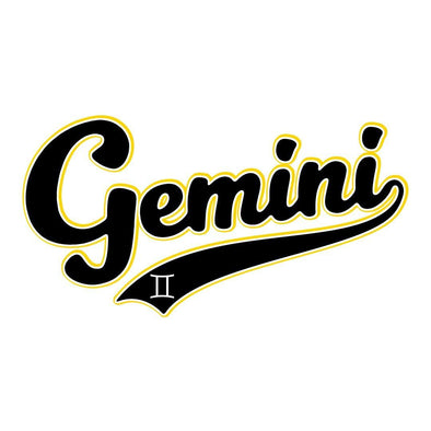 The Ghoulish Garb Design Gemini - Baseball Style