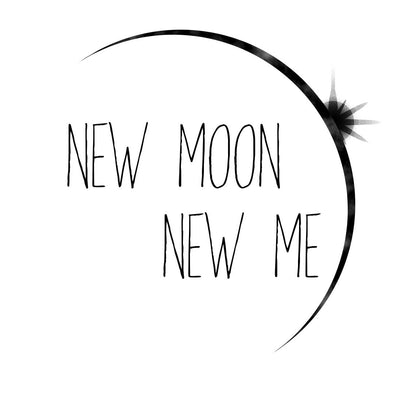 The Ghoulish Garb Design New Moon New Me