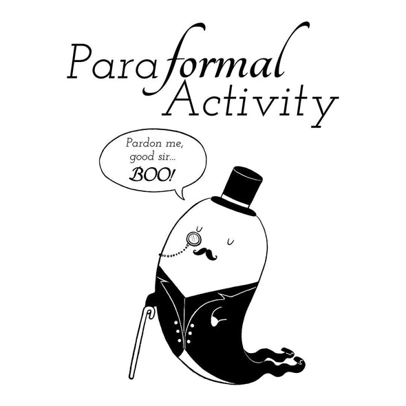 The Ghoulish Garb Design Paraformal Activity