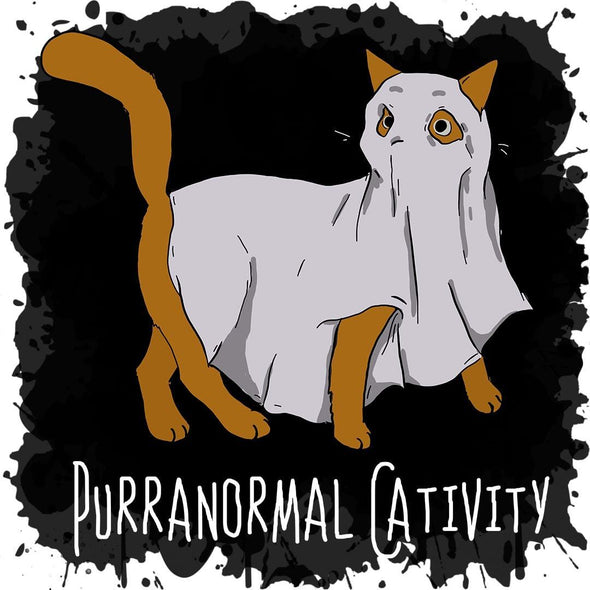 The Ghoulish Garb Design Purranormal Cativity
