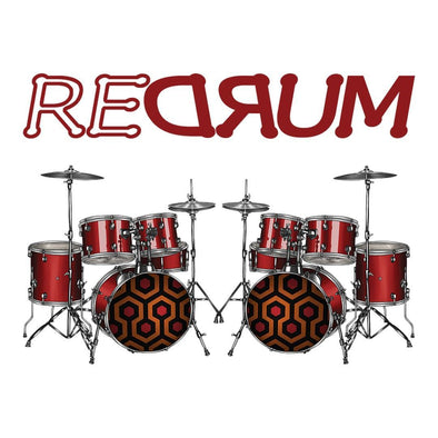 The Ghoulish Garb Design REDRUM