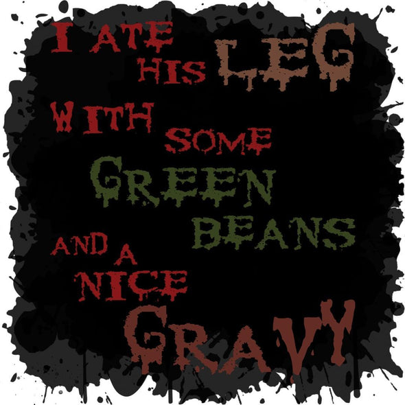 The Ghoulish Garb Design Thanksgrieving