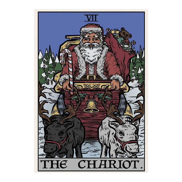 The Ghoulish Garb Design The Chariot - Christmas Edition
