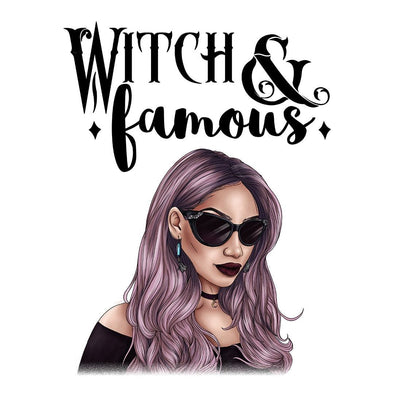 The Ghoulish Garb Design Witch and Famous
