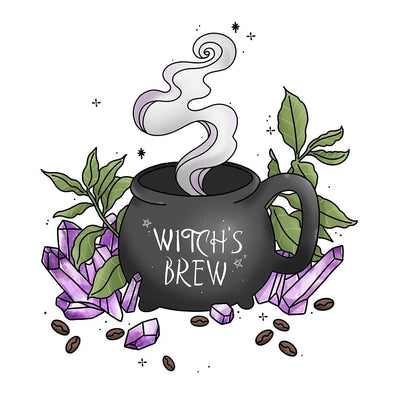 The Ghoulish Garb Design Witch's Brew